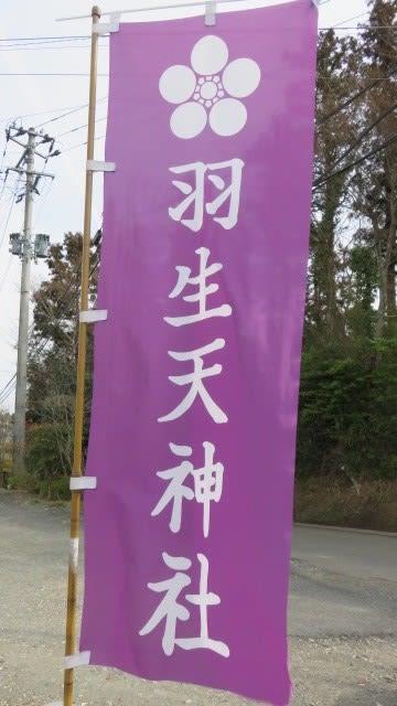 大郷町 羽生天神社 - EBI印 近隣探索日記