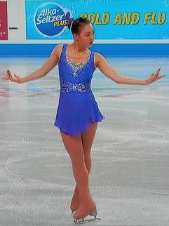 スケート・アメリカ 女子SPの衣...