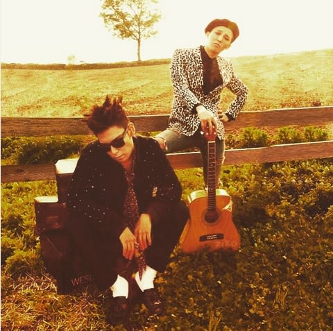 BIGBANG、GD&TOP