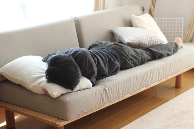 ソファーのベッドの部分とクッション&背もたれ部分が別売りなので壊れた時 ←たぶんベッド部分が先だな全取り替えしなくても良いのが決め手となりました
