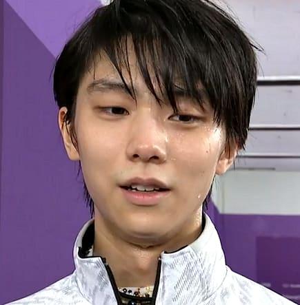 programma corto Yuzuru Hanyu