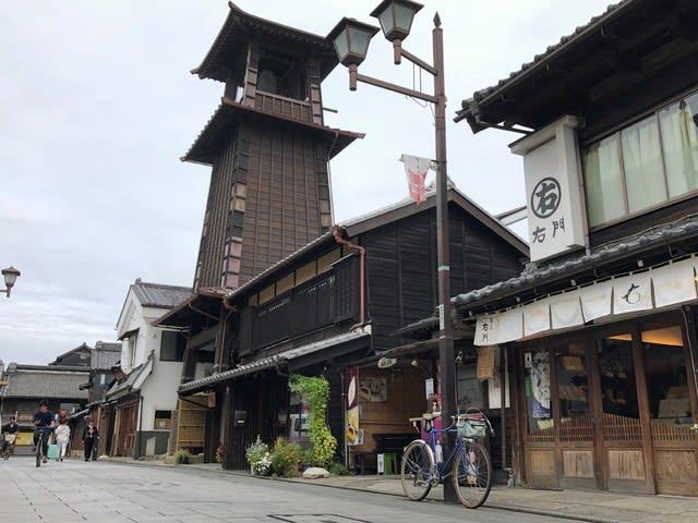 小江戸川越 ランドナー サイクリング