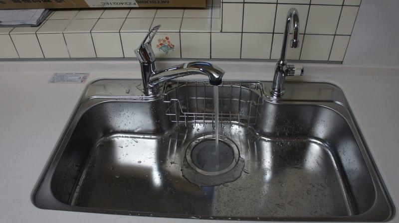 キッチンシンク・水栓