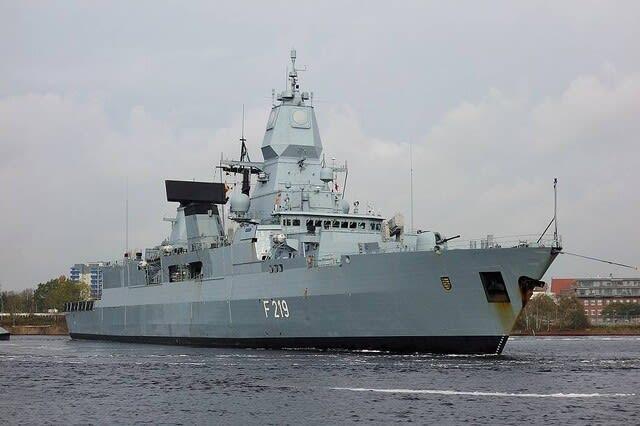 ドイツ海軍,レーザー兵器,ラインメタル,スペクトルビーム結合,ザクセン級フリゲート,ビーム兵器,海戦,戦艦,護衛艦,乗り物,乗り物のニュース,乗り物の話題,Fleet,グランド,
