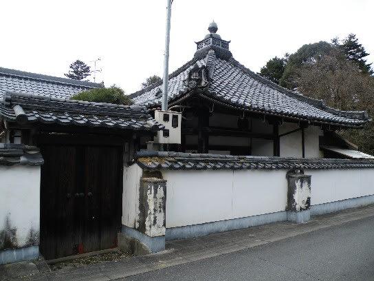 隔夜寺 (奈良) - 何気ない風景と...
