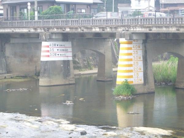 水位 相 浦川