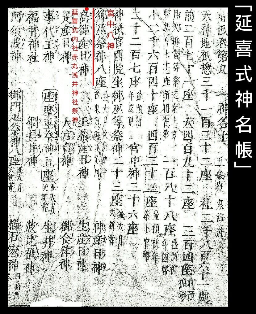 🔷🔴🔹「延喜式神名帳」と越中の「荊原神社」ー「越中石黒氏」との関係 ...