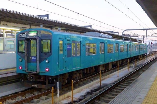 加古川線103系3550番台