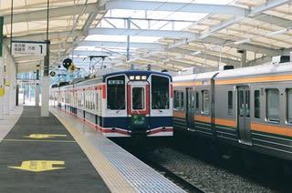 愛知環状鉄道100系電車