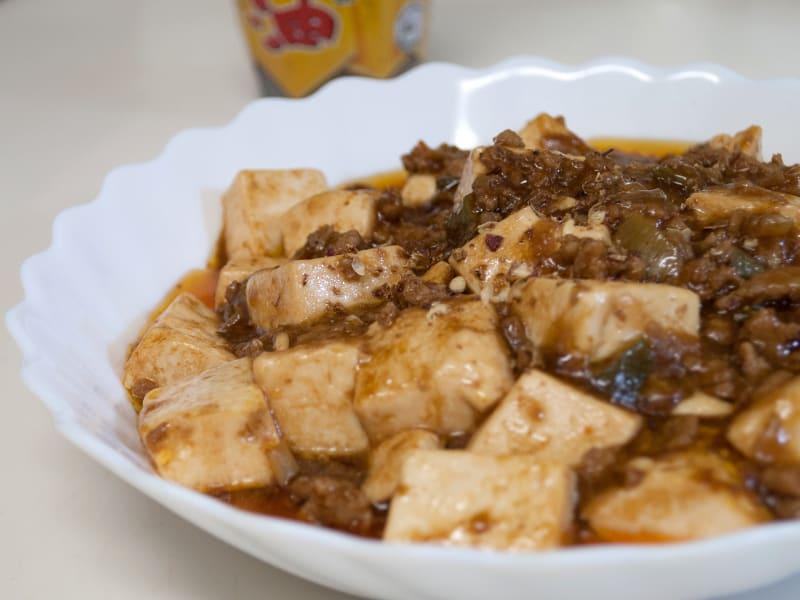 08月26日 麻婆豆腐