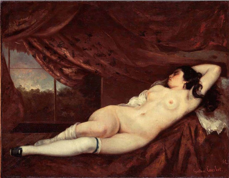 Gustave_courbet_femme_nue_couchee