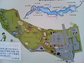 敷地の案内図
