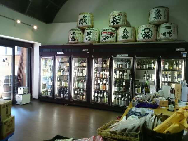 東京茅場町駅近の酒販店(酒店)新川 今田商店さんで 富久長 東 ...