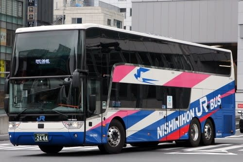 西日本 バス