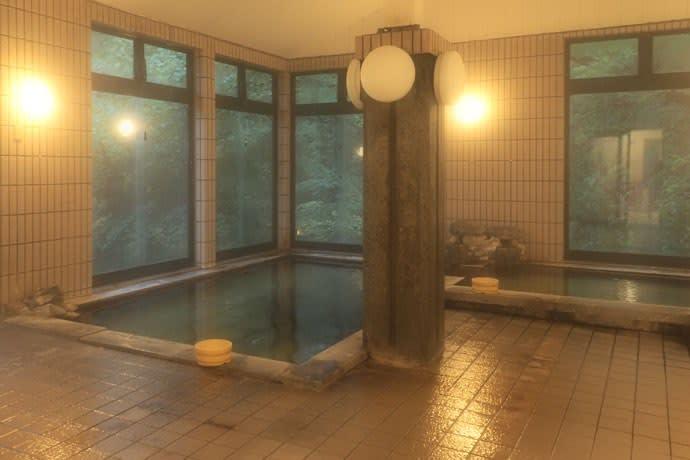 中の湯温泉/内湯