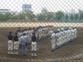 部 加古川 西高 野球