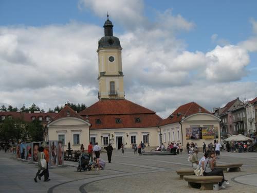 この開会のシンボルになった市庁舎、博物館