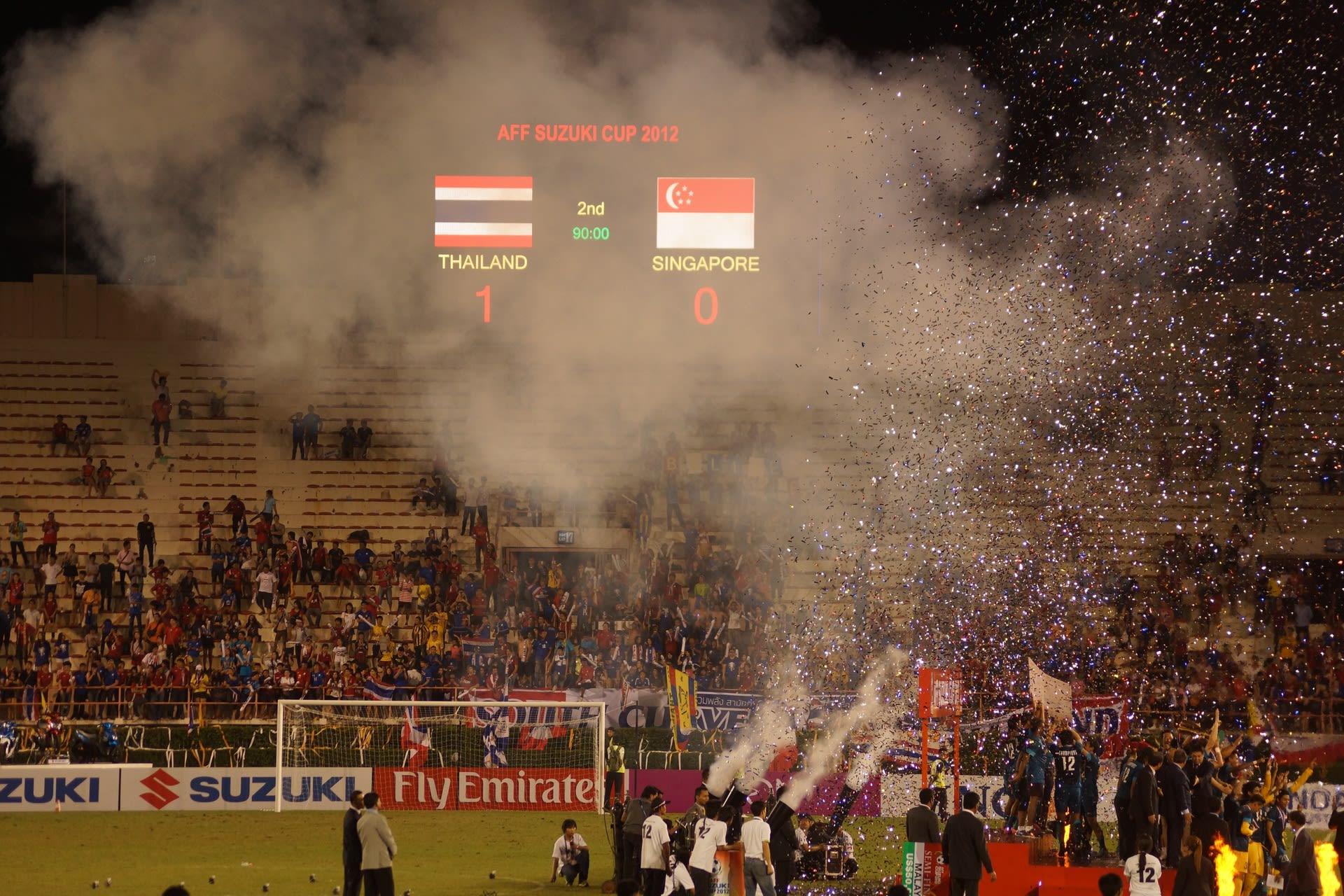 AFFスズキカップ2012」のブログ...