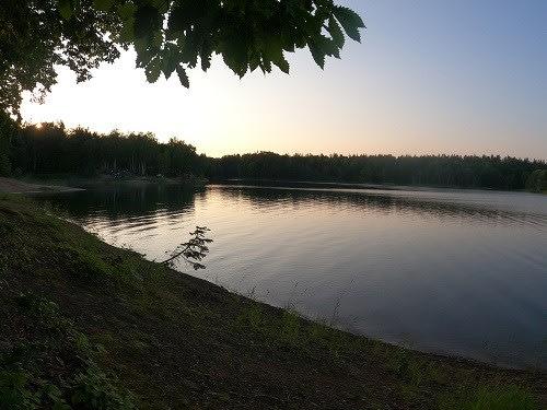 朱鞠内 湖畔 キャンプ 場