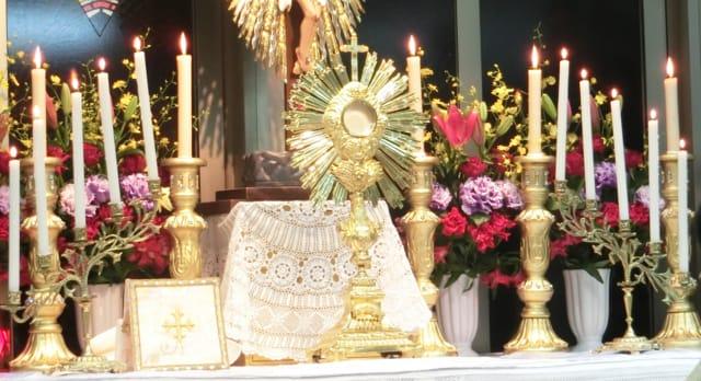 良き牧者イエズスの至聖なる聖心...