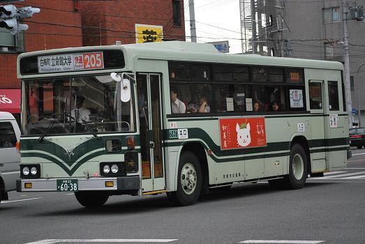 京都 市バス ハイパー