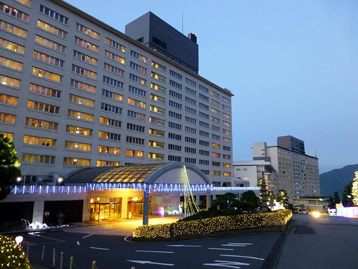 別府 杉の井 ホテル