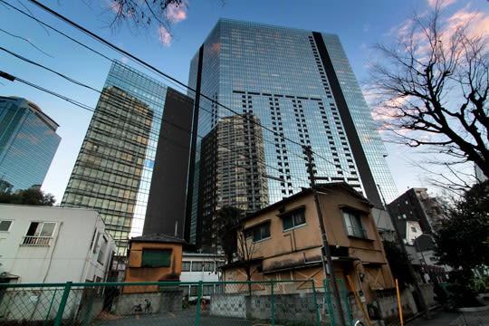 地上げ 東京 都市 開発