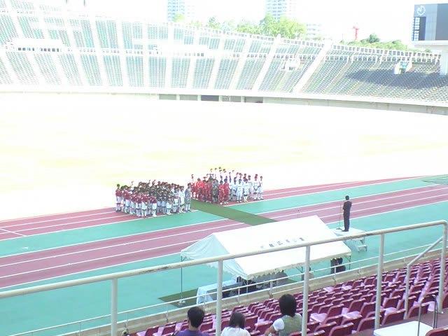 リースキン杯ジュニアピースカップ大会