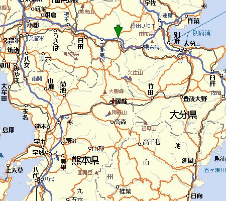 中九州横断道路 - 旅log@nissy