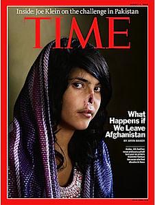 タリバンに鼻を削がれたアフガン...