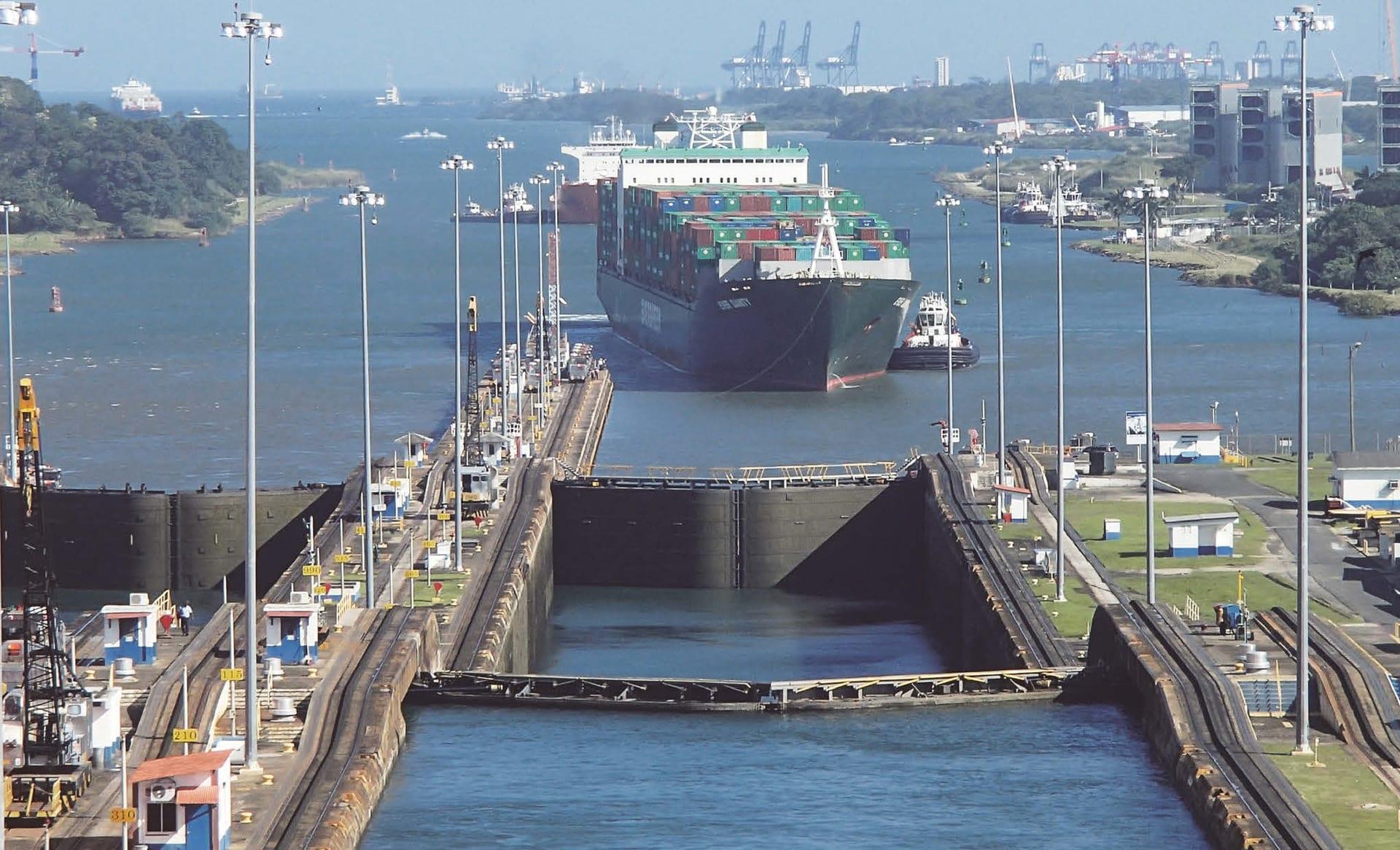 パナマ運河 - gooブログはじめました!