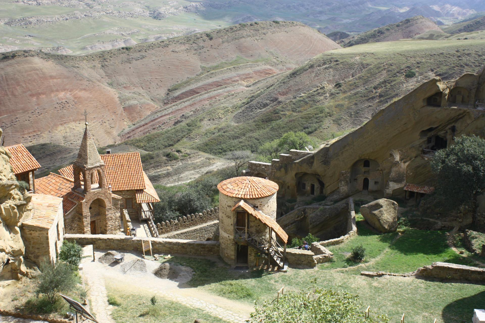 ダヴィド・ガレジ複合修道院