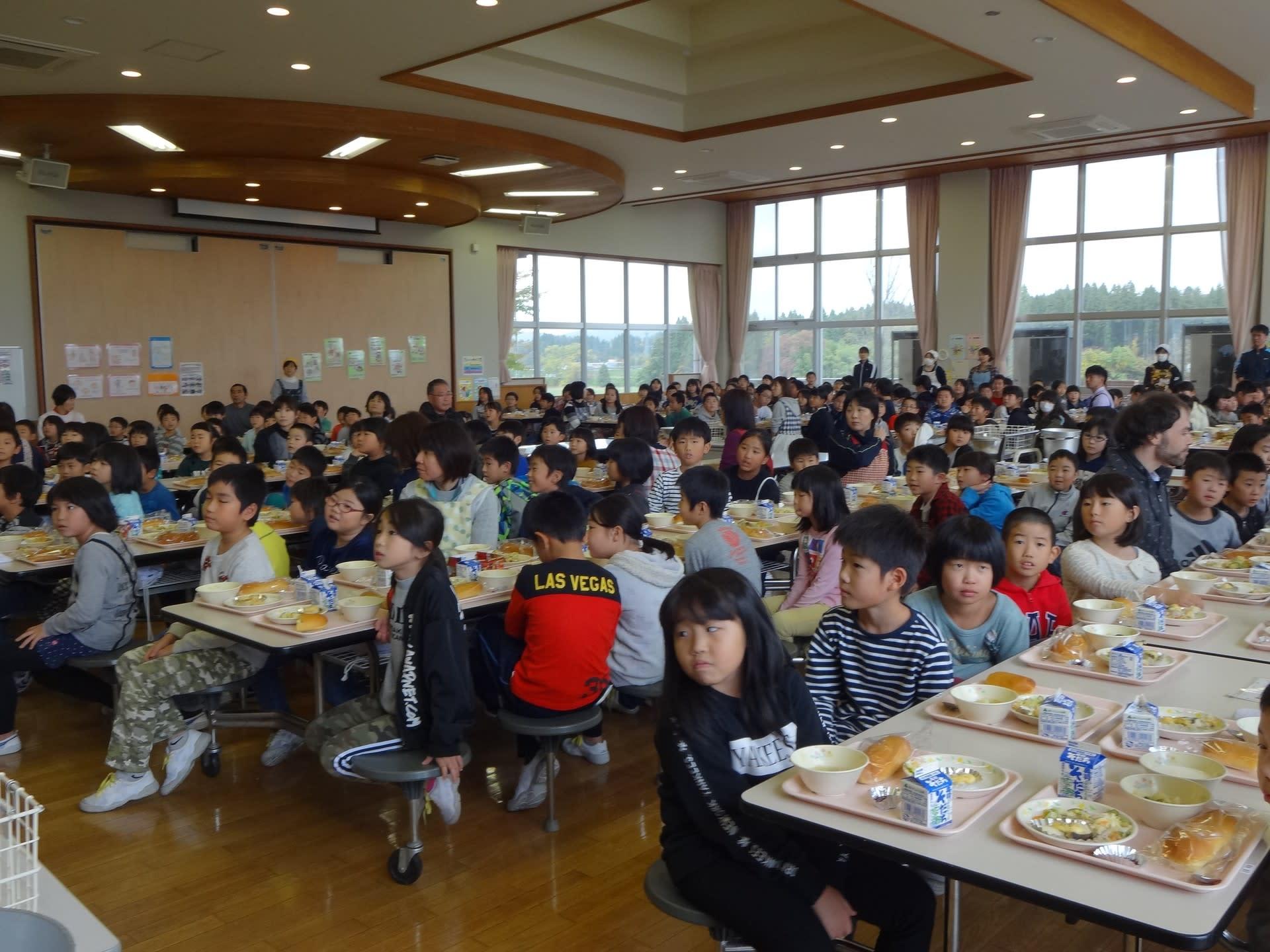 日本一の給食食育推進事業