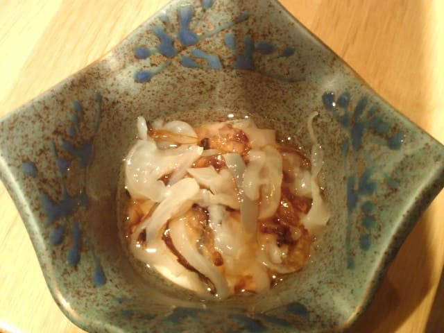 有明海の生クラゲ