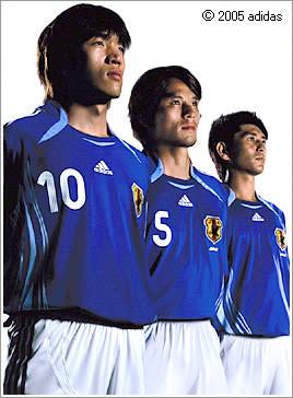 2006 FIFAワールドカップ日本代表