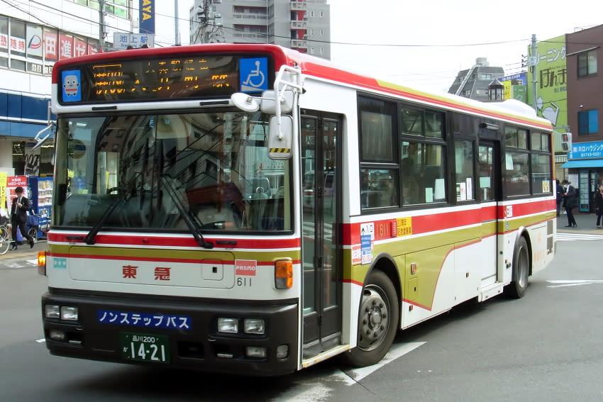 東急バス 「 東急バス20周年記念...