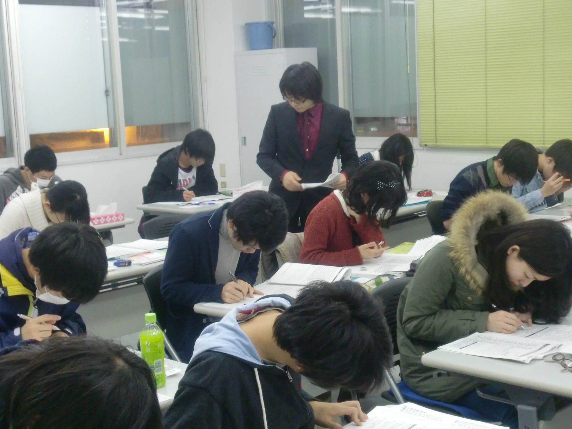1月10日 朝の15分勉強 - 札幌市...