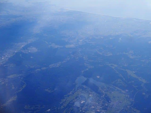 宮城 県 上空