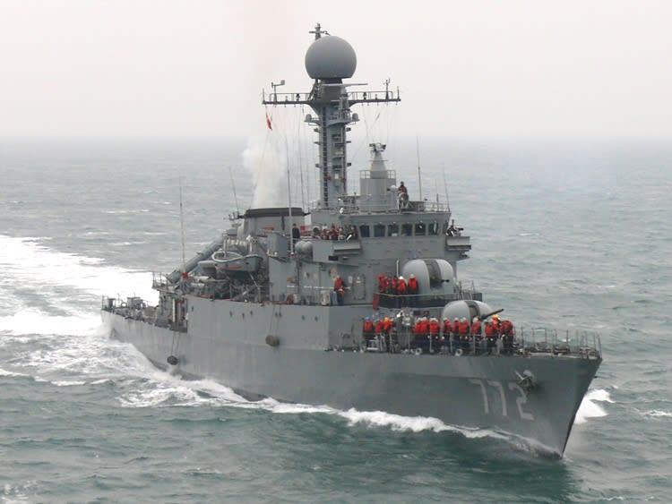韓国哨戒艇「天安」の軌跡【わが郷・その他】