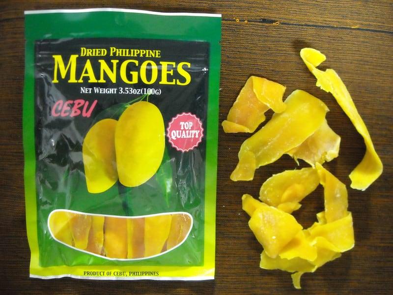 マンゴー ドライ