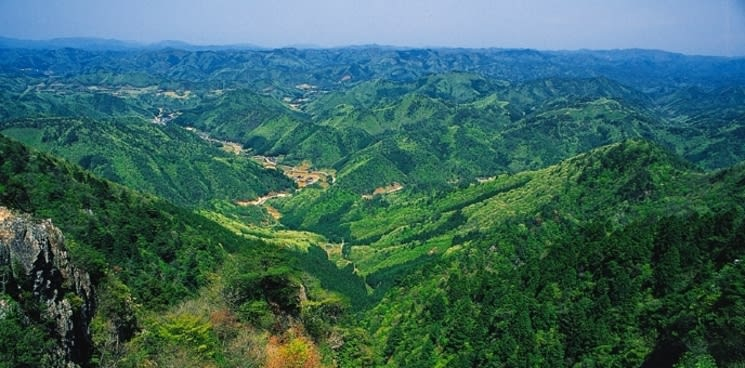 丹波篠山の山開き - 長さんの築きノート