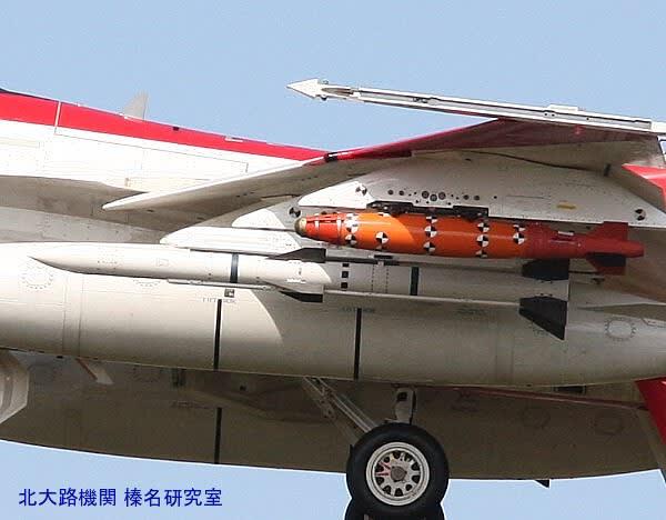 F-2支援戦闘機にAAM-4空対空ミサ...