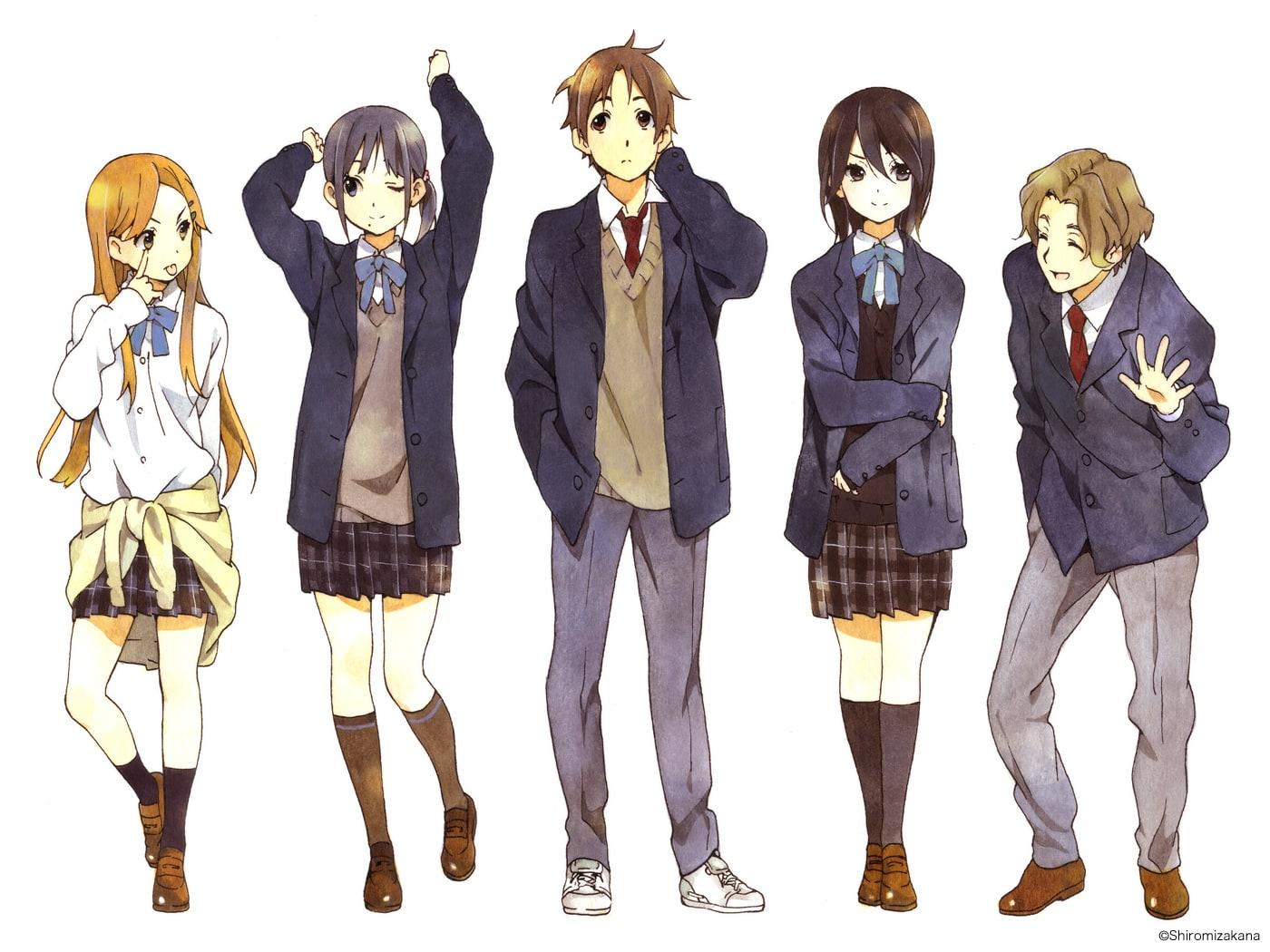 アニメ大好き高校生によるアニメブログ