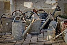 Metalwateringcans