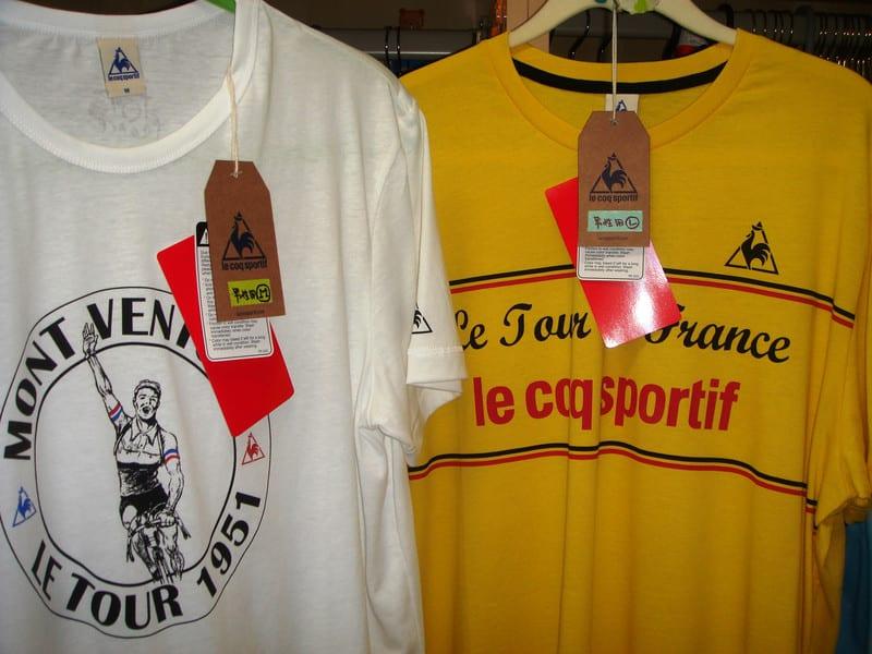 Tourtshirts