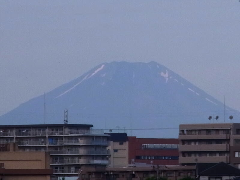 06月26日 富士山