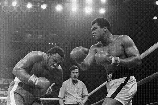 モハメド・アリ対ジョー・フレージャー(1975/10/01) - box観戦記録