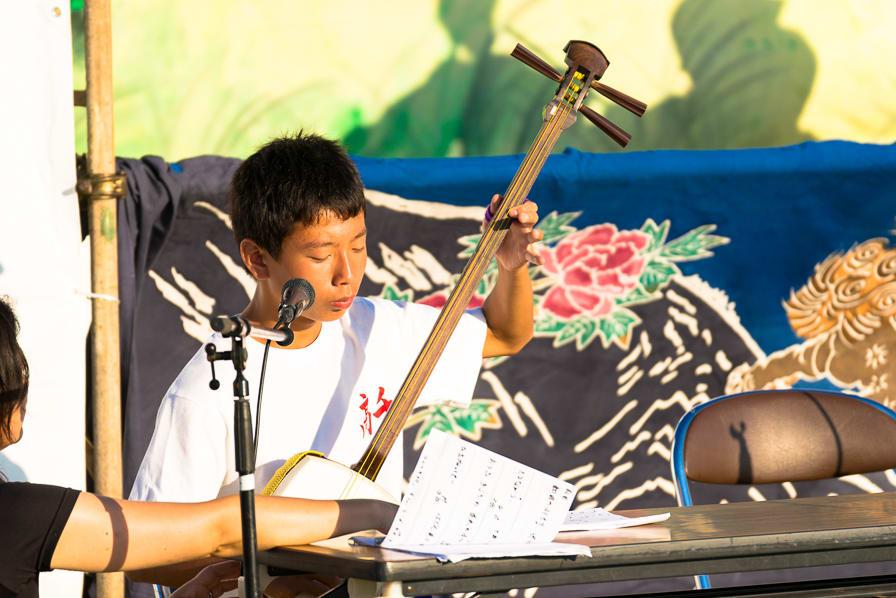 たかち芸能祭 | 佐渡島たかち地域の伝統芸能が一堂に会す夏祭★毎年8月13日★