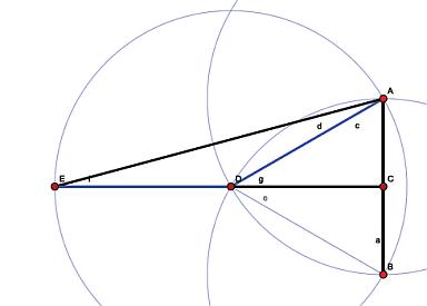 数学 中1 数学 作図 : ... °の作図続き - 271828の滑り台Log