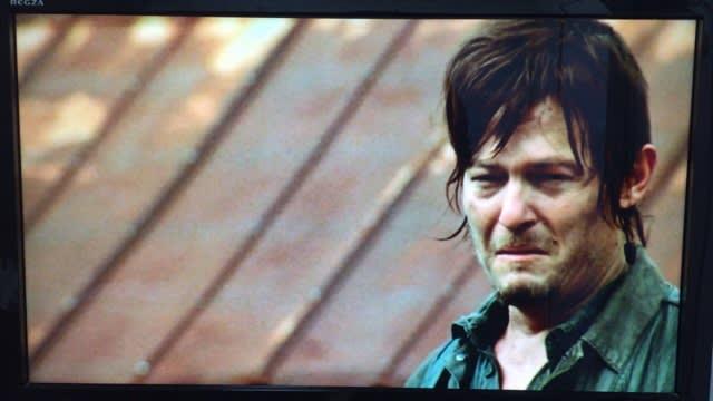 ウォーキング・デッドのダリルの涙
